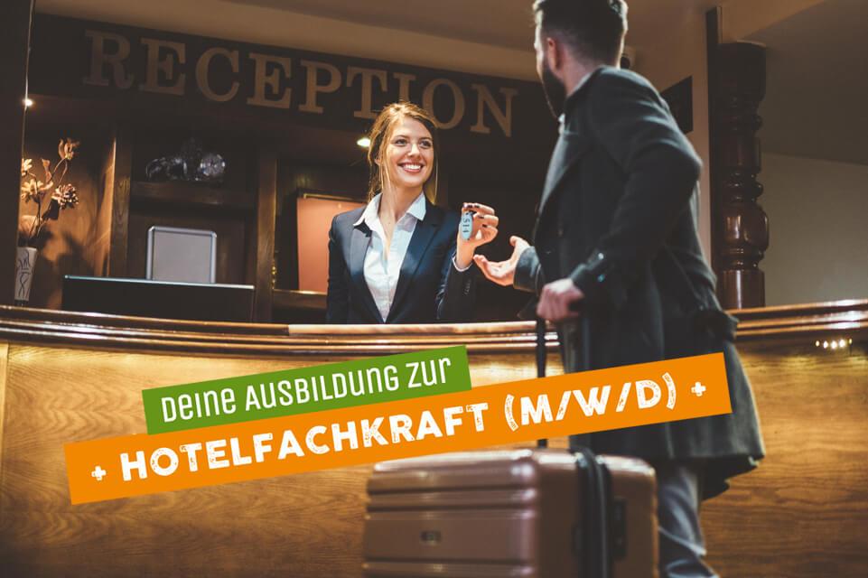 Teaser Ausbildung Hotelfachkraft