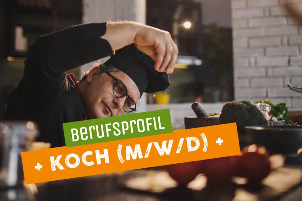 Teaser Berufsprofil Koch