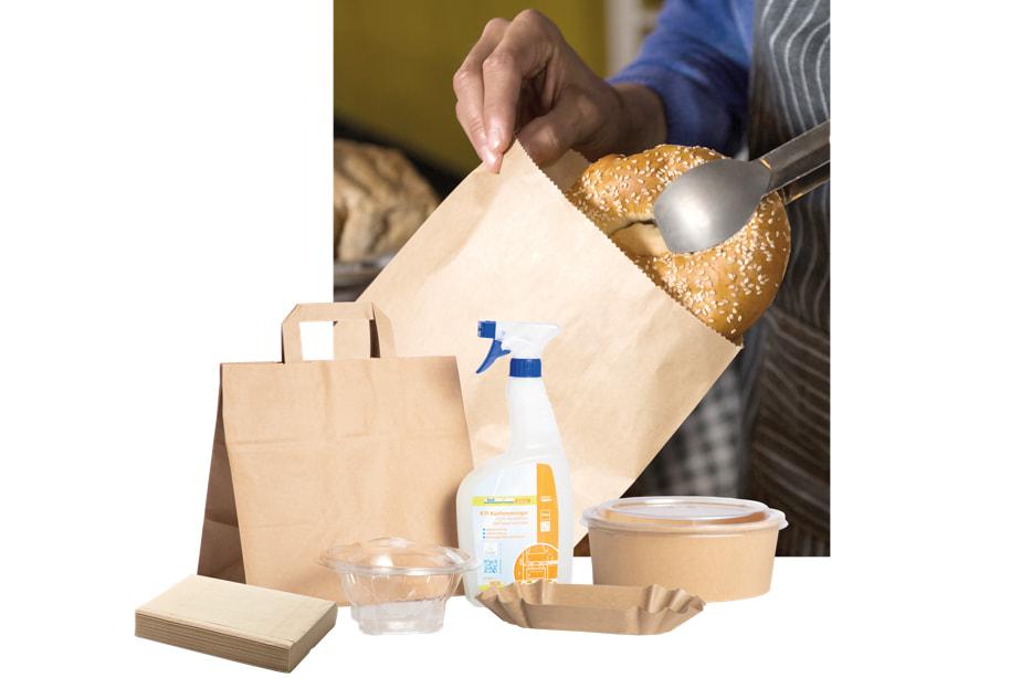 Ökologisch wertvolles Verpackungsmaterial