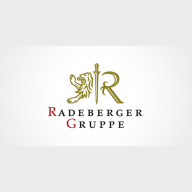Logo Radeberger Gruppe