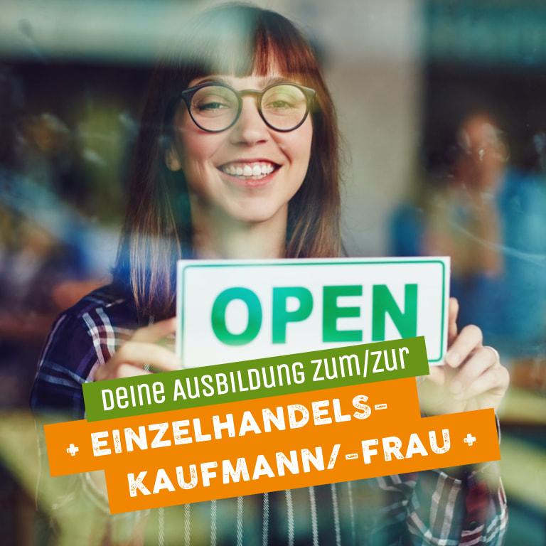 Ausbildung Einzelhandelskaufmann/-frau