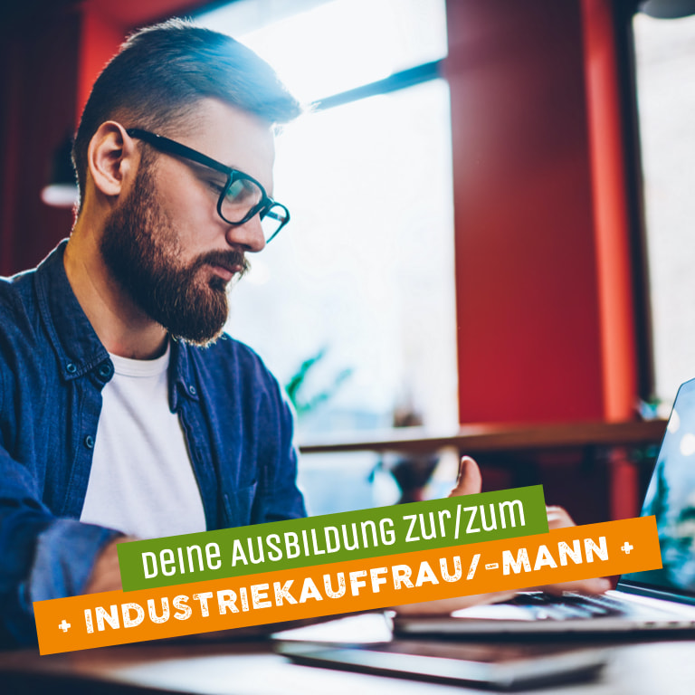 Ausbildung Industriekaufmann/-frau