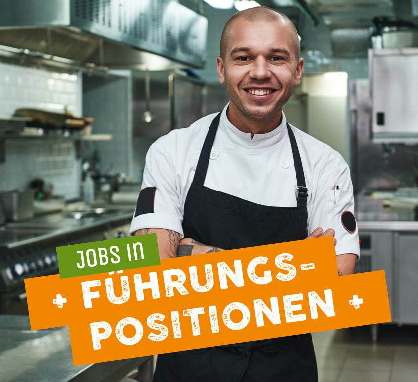 Jobs in Führungspositionen
