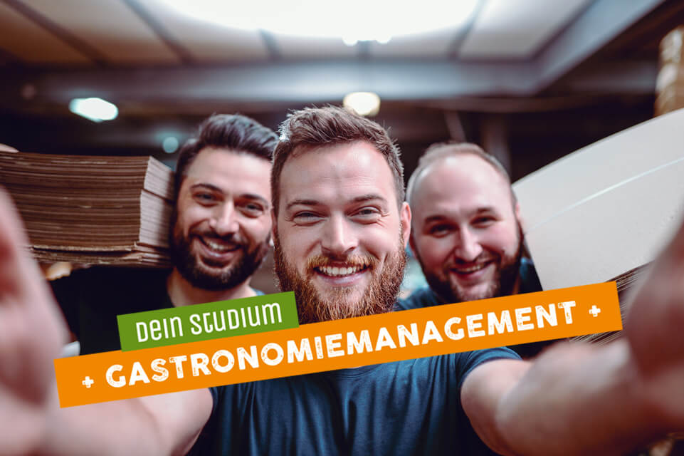 Teaser Studium Gastronomiemanagement