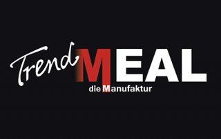 Logo Trend Meal quadratisch