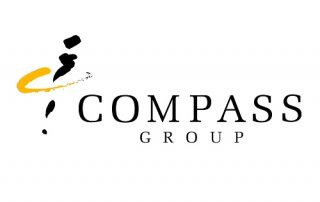 Logo Compass Group quadratisch