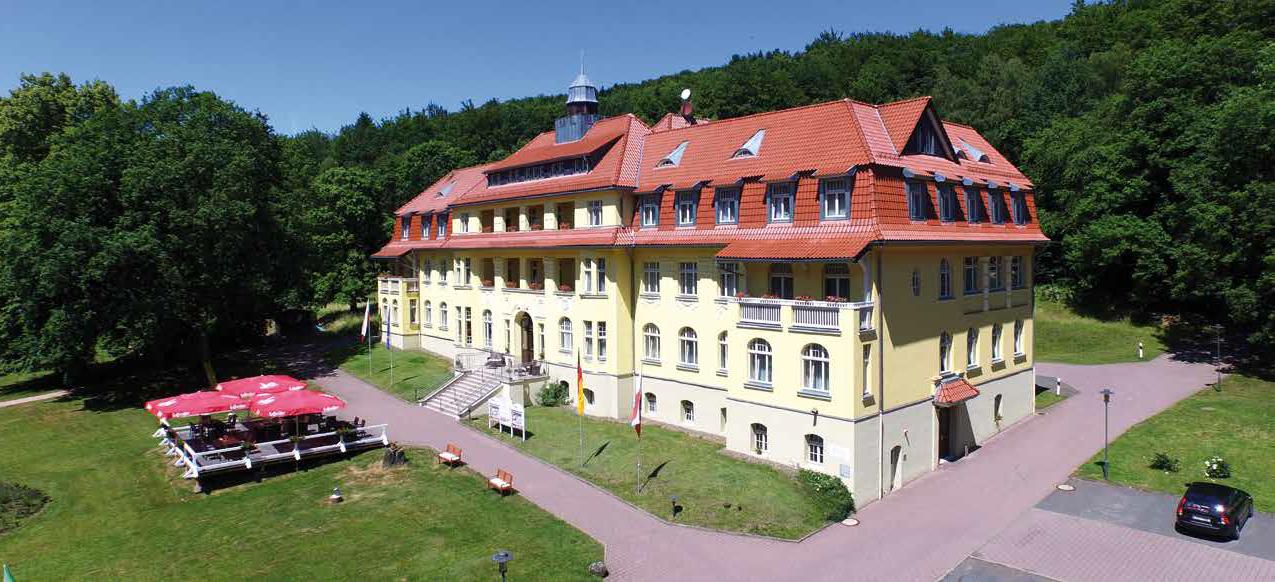Schloss im Wald