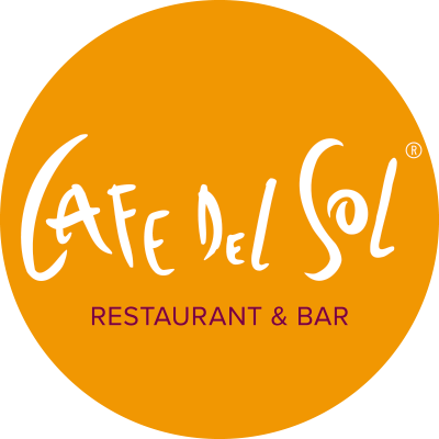 Logo Cafe del Sol orange
